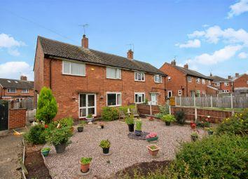 Thumbnail 4 bedroom semi-detached house for sale in Broom Close, Calverton, Nottingham