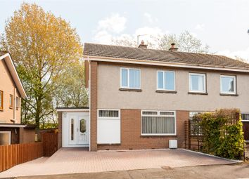 Thumbnail 3 bed semi-detached house for sale in Strathearn Place, Perth