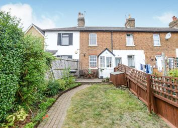 Thumbnail 2 bed terraced house for sale in Moorfield Road, Orpington