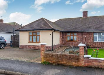 Thumbnail 2 bed bungalow for sale in Meadhurst Road, Chertsey