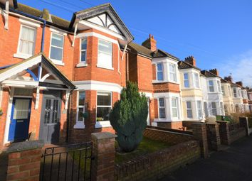 Thumbnail 3 bed end terrace house for sale in Morehall Avenue, Cheriton, Folkestone