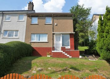 Thumbnail 3 bed end terrace house for sale in Huntly Terrace, Paisley