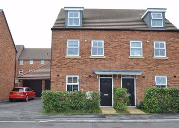 Thumbnail 3 bed semi-detached house for sale in Kersey Crescent, Speen, Newbury, Berkshire