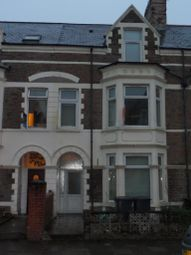 Thumbnail 7 bed terraced house to rent in Glynrhondda Street, Cardiff
