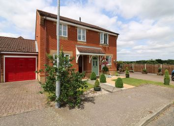 Thumbnail 2 bed semi-detached house for sale in Appletree Lane, Roydon, Diss