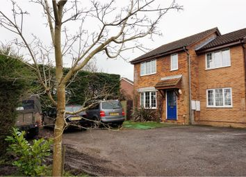 Thumbnail 5 bed detached house for sale in James Grieve Avenue, Locks Heath