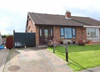 Thumbnail 2 bed semi-detached bungalow for sale in Rowlands Rise, Puriton, Bridgwater