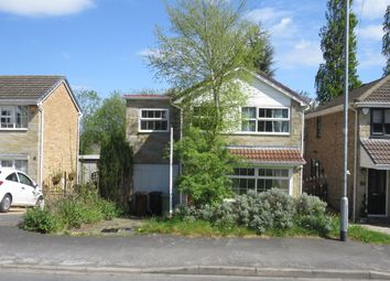 Thumbnail 4 bed detached house for sale in Kirklees Close, Farsley, Pudsey
