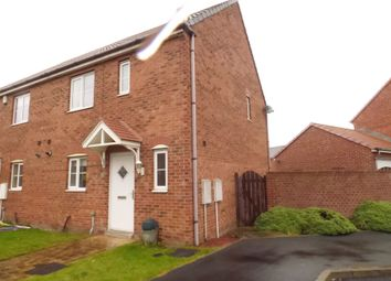 Thumbnail 3 bed terraced house to rent in Bayfield, West Allotment, Newcastle Upon Tyne
