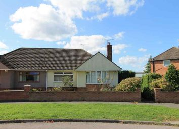 Thumbnail 3 bed semi-detached bungalow for sale in Queens Drive, Sandbach