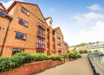 Thumbnail 3 bed flat for sale in Cumberland Close, Bristol