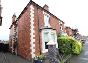 Thumbnail 4 bed semi-detached house for sale in Malvern Street, Stapenhill, Burton-On-Trent
