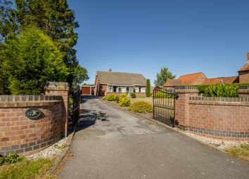 Thumbnail 3 bed detached bungalow for sale in High Street, Beckingham, Doncaster