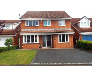 Thumbnail 4 bed detached house for sale in Carnoustie Close, Fulwood, Preston, Lancashire