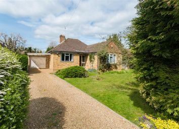 Thumbnail 2 bed detached bungalow for sale in Ninnings Way, Chalfont St Peter, Buckinghamshire