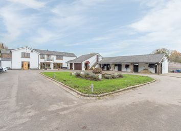 Thumbnail 5 bedroom equestrian property for sale in Back Lane, Charnock Richard, Chorley
