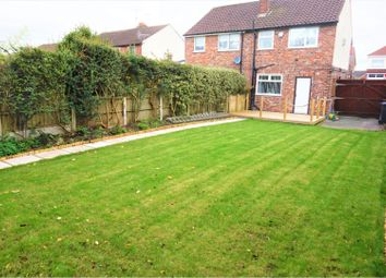 2 bed semi-detached house for sale in Windy Arbor Road, Prescot L35