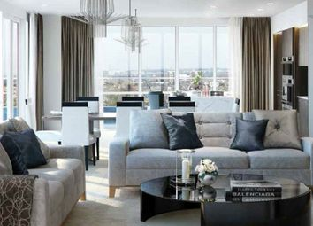 Thumbnail 1 bed flat for sale in Sovereign Court, London