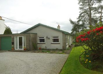 Thumbnail 3 bed bungalow for sale in The Pines Laurieston, Castle Douglas, Dumfries And Galloway.