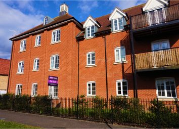 Thumbnail 2 bed flat for sale in Hooper Avenue, Colchester