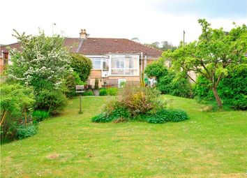 Thumbnail 2 bedroom semi-detached bungalow for sale in Warminster Road, Bath, Somerset