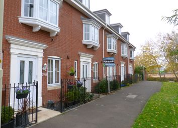 Thumbnail 3 bed town house to rent in Midsummer Walk, Hempsted, Gloucester