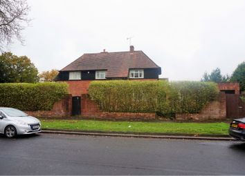 Thumbnail 4 bed detached house for sale in Lindsworth Approach, Birmingham