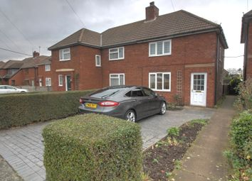 Thumbnail 3 bed semi-detached house for sale in Worthington Lane, Newbold Coleorton, Coalville