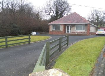 Thumbnail 3 bed bungalow to rent in Drefach, Llanelli