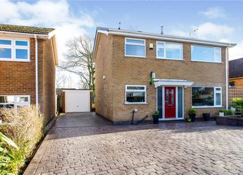 Thumbnail 3 bed detached house for sale in Priory Avenue, Ravenshead, Nottingham