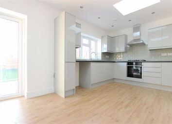 Thumbnail 4 bedroom semi-detached house to rent in Riverbank, Winchmore Hill, London
