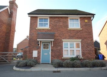 Thumbnail 4 bed detached house for sale in Gurung Way, Church Crookham, Fleet