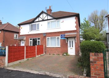 Thumbnail 2 bedroom semi-detached house for sale in Fovant Crescent, Reddish, Stockport