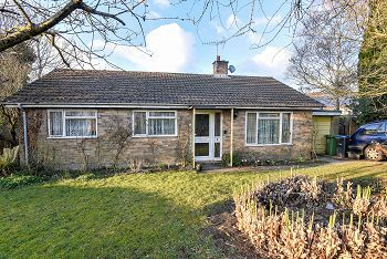 Thumbnail 3 bed detached bungalow for sale in Copheap Rise, Warminster