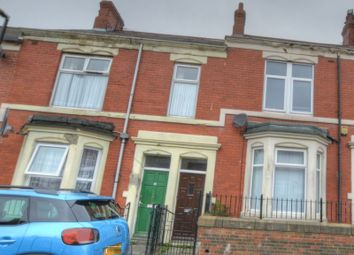 3 bed flat for sale in Ladykirk Road, Benwell, Newcastle Upon Tyne NE4