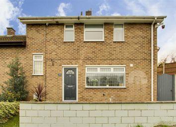 Thumbnail 3 bed semi-detached house for sale in Gunthorpe Road, Gedling, Nottinghamshire