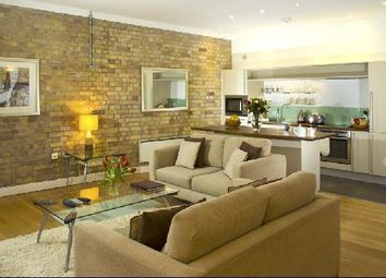 Thumbnail 1 bed flat to rent in Crispin Street, London