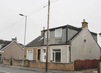 Thumbnail 1 bed semi-detached house for sale in 111, Benhar Road, Shotts, North Lanarkshire ML75Ep