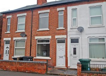 Thumbnail 2 bedroom terraced house for sale in Worrall Avenue, Arnold, Nottingham