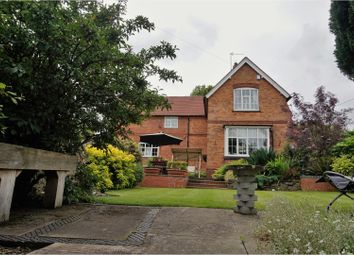 Thumbnail 4 bed detached house for sale in Main Street, Bagworth