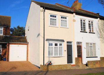 Thumbnail 2 bed terraced house for sale in Eastwood Road North, Leigh-On-Sea, Essex