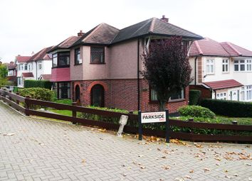 Thumbnail 4 bedroom detached house for sale in Park Side, Dollis Hill