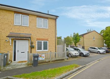 Thumbnail 4 bedroom semi-detached house for sale in Owen Close, Croydon