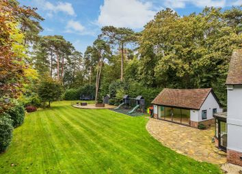 Thumbnail 5 bed detached house for sale in Woodham Lane, Woking
