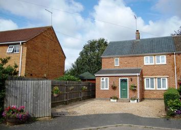 Thumbnail 3 bed property for sale in St Peters Gardens, Weston Favell Village, Northampton