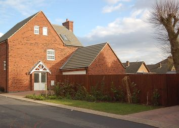 Thumbnail 5 bed detached house for sale in Badgers Croft, Thringstone