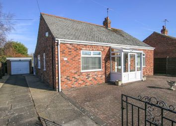 Thumbnail 2 bed bungalow for sale in Lammas Leas Road, Market Rasen, Lincolnshire