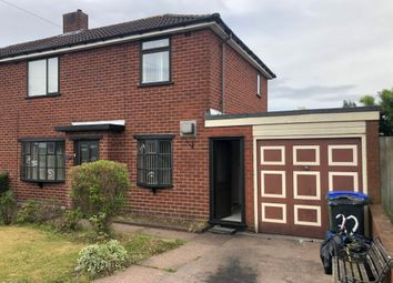 Thumbnail 3 bed semi-detached house to rent in Elford Road, West Bromwich