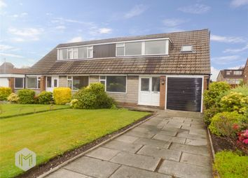 Thumbnail 3 bedroom semi-detached house for sale in Rutherford Drive, Over Hulton, Bolton, Lancashire