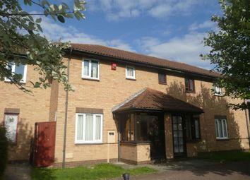 Thumbnail 2 bed terraced house to rent in Pomander Crescent, Walnut Tree, Milton Keynes